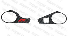 Carbon Fiber Handle Yoke Cover Protector Sticker For Suzuki GSXR 1000 2009-2010
