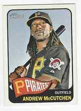 2014 Topps Heritage ANDREW MCCUTCHEN Short Print #160 Pittsburgh Pirates EX+