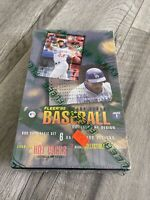 1995 Fleer Baseball Retail Wax Box - SEALED FROM CASE-HOT PACKS-🔥