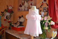 robe repetto neuve doublee petale 4 ans rose chausson