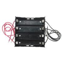 18650 Batteriehalter Storage for Akkus Mit Kabel Halterung HOT
