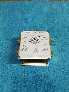 GPS Source 4-Way Splitter