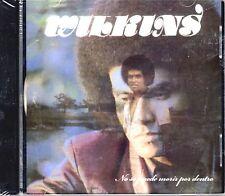"""WILKINS - """"NO SE PUEDE MORIR POR DENTRO""""- CD"""