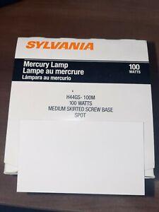 Sylvania Mercury Lamp H44GS-100M