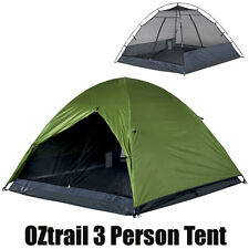OZtrail Flinders 3P (3 Person) Compact Dome Compact Tent Man Hiking