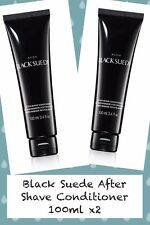 Black Suede After Shave Conditioner 100ml X2