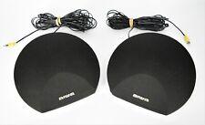 Aiwa SX-R275 Surround Component Satellite Speakers 40 Watt 8 Ohms