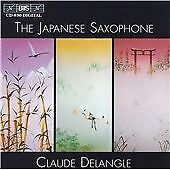 The Japanese Saxophone, Various Composers, Audio CD, New, FREE & Fast Delivery