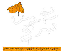 GM OEM-Exhaust Manifold 12605246