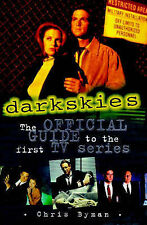 """Dark Skies"": The Official Guide to the First TV Series-ExLibrary"