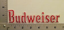 1980'S BUDWEISER BUD BEER VINTAGE PATCH EMBROIDERED