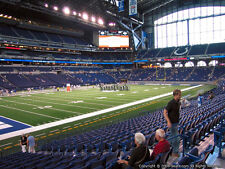 2 STREET LEVEL SIDELINE Indianapolis Colts Season Ticket Rights PSL PSLS SBL