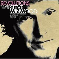 "STEVE WINWOOD ""REVOLUTIONS THE VERY BEST OF"" CD NEU"