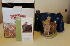 "David Winter Cottages ""Plough Farmstead 1996"""