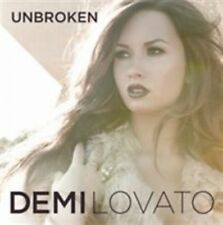 Demi Lovato - Unbroken CD 2011 Hollywood as