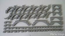 LEGO / x 49 Light gray Brick Arch