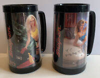 Vintage Snap-On Tools 70th Anniversary 1990 Thermo-Serve Lot Of 2 Mugs USA Made