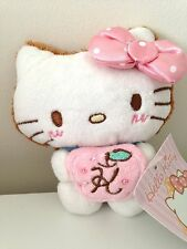 Sanrio Hello Kitty 11cm cute kawaii kitsch cookie plush with chain