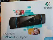 Logitech TV Cam for Skype HD Video Kamera Webcam