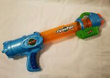 Hasbro Nerf Reactor Gun Ballistic Green Ball Atom Launcher Shooter Pump Action