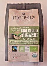 120 Nespresso® Compatible Organic/Fairtrade Capsules/Machine Pods  - FREE P&P