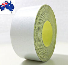 Hi-Vis White Adhesive Vehicle Reflective Safety Tape 2cm x 5m Roll