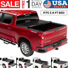 For 2007-2019 Chevy Silverado GMC Sierra 5.8ft Short Bed Roll Up Tonneau Cover