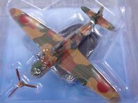 Kawasaki 98 Light bomber 1/100 Scale War Aircraft Japan Diecast Display vol 127