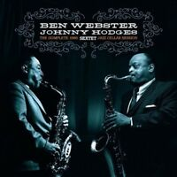 Johnny Hodges - Complete Jazz Cellar Session 1960 [New Vinyl LP] 180 Gram