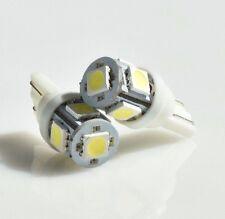 T10 LED bulb, Car Lights White 194 c194 t15 168 158 2057 2825 2835 6-SMD 2 pack
