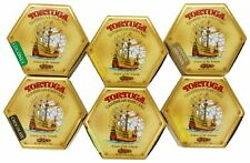 Tortuga Caribbean 6-Pack Mix, 4 oz Cake (Pack of 6) - Free PRIORITY Shipping