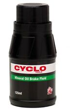 Bike-cycle-bicycle Weldtite Freni Minerale Olio Fluido 125ml