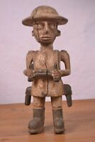 African Tribal Art,tankolo statue from DRC.