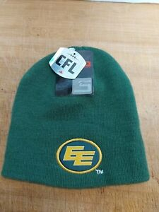 New Sogo Sports CFL Edmonton Eskimos Toque Knit Hat