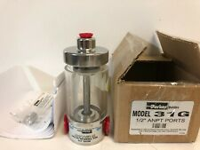 """NEW OLD STOCK PARKER BALSTON 31G FILTER HOUSING 1/2"""" ANPT PORTS"""
