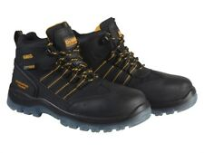 DeWalt Nickel S3  Black Safety Boots with Waterproof lining Size 7