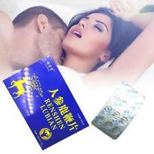 12 pillole naturali Forte sessuale maschile Men Enhancer-function-erezione