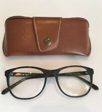PENGUIN Eyeglasses THE LOGAN Matte Tortoise 52MM Clear Demo Lens $170