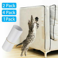 US Pet Cat Couch Sofa Furniture Anti-Scratching Protector Guard Scratchers A4