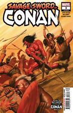 SAVAGE SWORD OF CONAN #3 CVR A 2019 MARVEL COMICS 03/20/19 NM