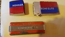 Armonica Antica HOHNER ECHO ELITE Vintage