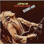 Ride On, Alvin Lee, Audio CD, New, FREE & Fast Delivery