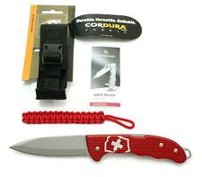Victorinox Hunter Por Alox, grosses Taschenmesser mit Gürtelholster von TT - NEU