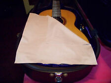 Cello and Violin MicroFiber Suede Cleaning & Polishing Cloth - World's Best!