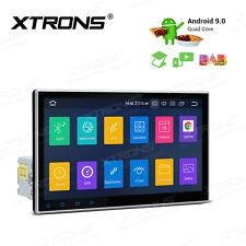 "10.1"" Single 1 DIN 4-Core Car Stereo Radio Android 9.0 GPS WiFi DAB+ Head Unit"