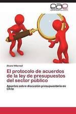 USED (LN) El protocolo de acuerdos de la ley de presupuestos del sector público