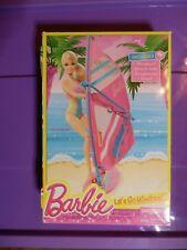 Barbie Let's Go Windsurf Set Beach Tote Sunglasses Towel & Windsurf NEW