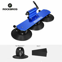 ROCKBROS One-Bike Bicycle Suction Rooftop Quick Installation Roof Car Rack Blue