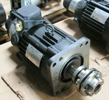 YASKAWA HICUP MOTOR UGHMED-12GG20F, W/ FEED BACK UNIT TFUE-25ZC7, FROM X-AXIS