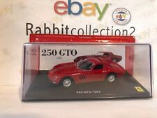 "DIE CAST "" 250 GTO 1964 "" FERRARI GT COLLECTION  SCALA 1/43"
